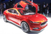 ShowPower supports Ford at the Frankfurt Motor Show