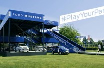 ShowPower powers Ford on Glasgow Green at the Commonweath Games!