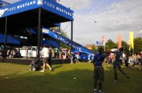 ShowPower at the Commonweath Games for Ford UK