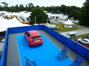ShowPower for Ford at Goodwood 2014